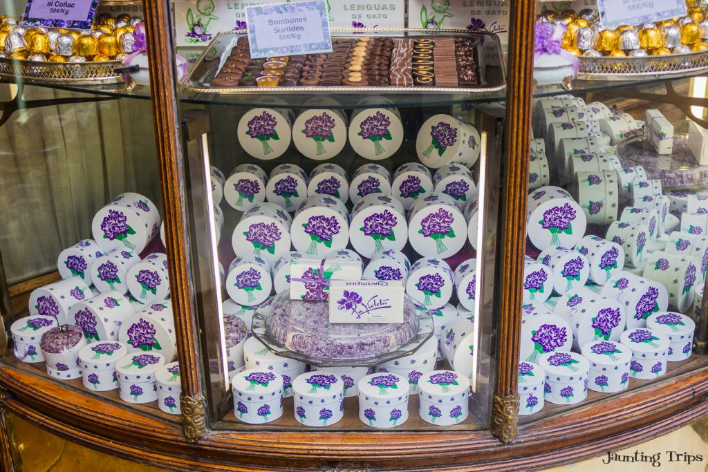 la-violeta-display