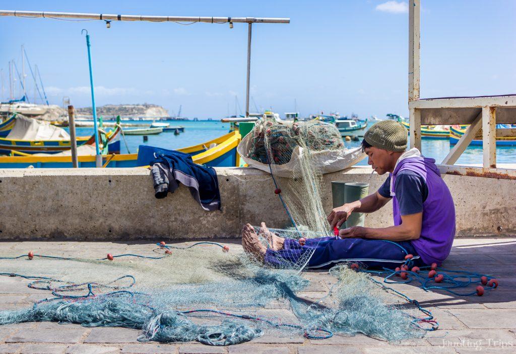 fisherman-malta-marsaxlokk