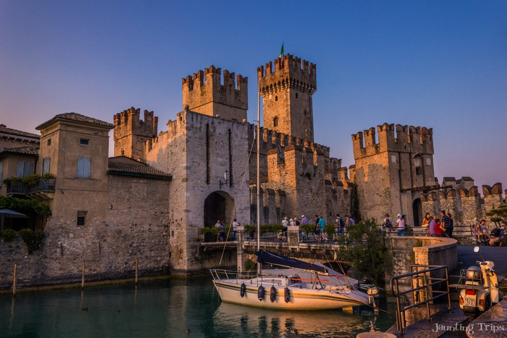 lake-garda-scaligero-castle